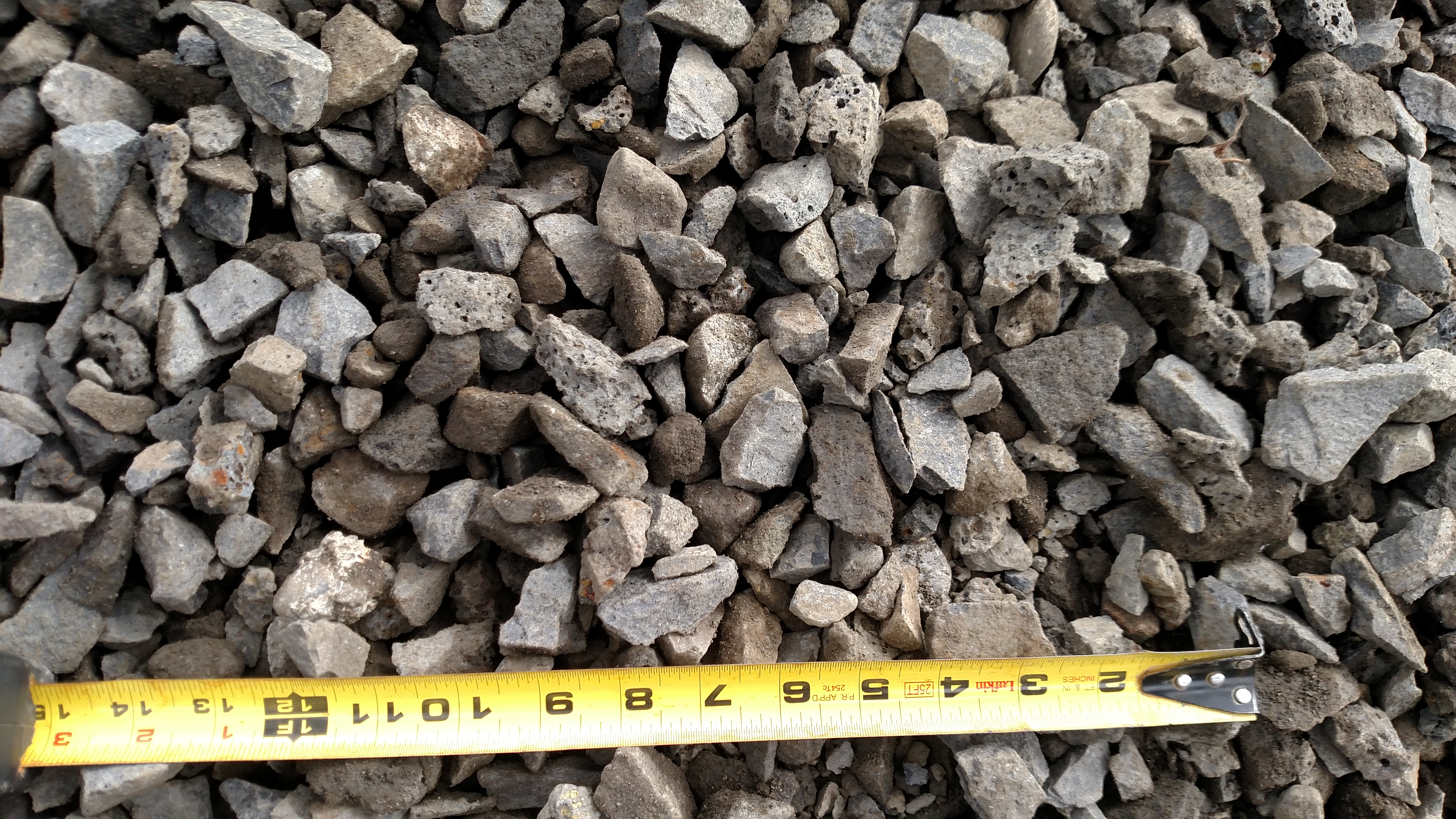 1 4 Minus Crushed Basalt